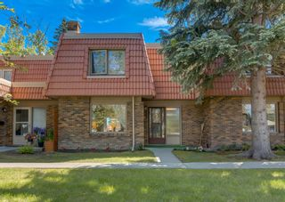 Main Photo: 3 714 Willow Park Drive SE in Calgary: Willow Park Row/Townhouse for sale : MLS®# A1122321