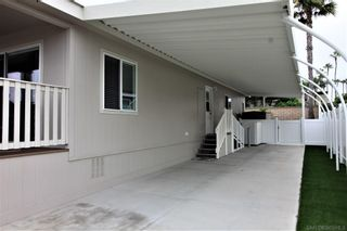Photo 31: CARLSBAD WEST Manufactured Home for sale : 3 bedrooms : 7120 San Bartolo Street #2 in Carlsbad