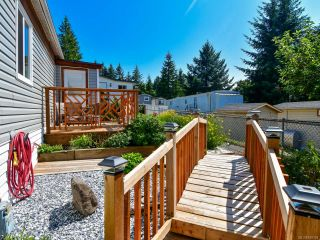 Photo 29: 50 1160 Shellbourne Blvd in CAMPBELL RIVER: CR Campbell River Central Manufactured Home for sale (Campbell River)  : MLS®# 829183