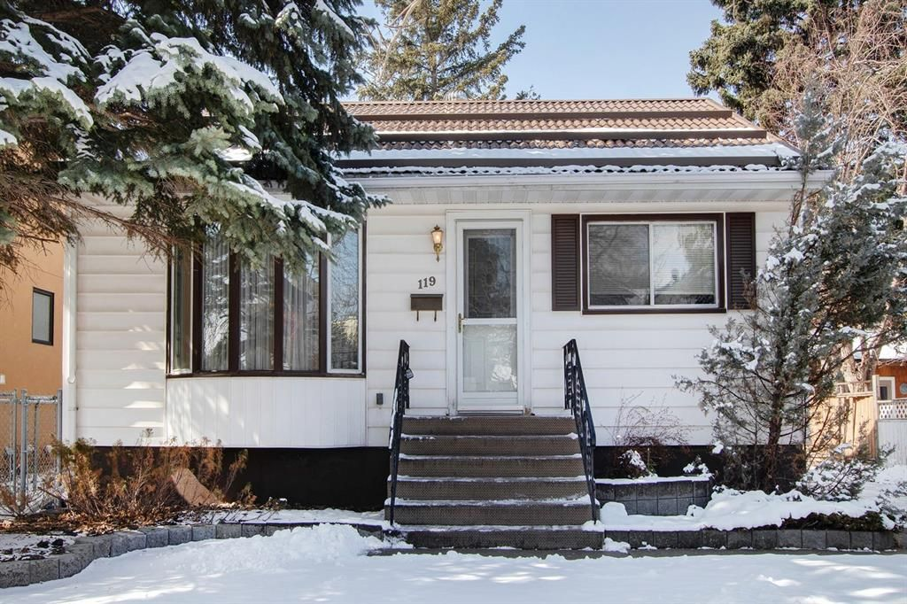 Main Photo: 119 35 Street NW in Calgary: Parkdale Detached for sale : MLS®# A1085118