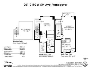 Photo 26: 201 2190 W 5TH Avenue in Vancouver: Kitsilano Condo for sale (Vancouver West)  : MLS®# R2606161