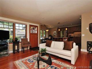 Photo 6: 631 Avalon Rd in VICTORIA: Vi James Bay Half Duplex for sale (Victoria)  : MLS®# 640799