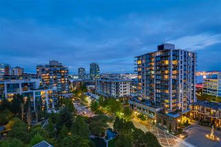 """Photo 1: 1002 170 W 1ST Street in North Vancouver: Lower Lonsdale Condo for sale in """"ONE PARK LANE"""" : MLS®# R2528414"""