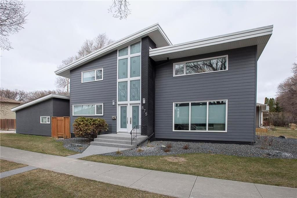 Main Photo: 875 Queenston Bay in Winnipeg: River Heights Residential for sale (1D)  : MLS®# 202109413