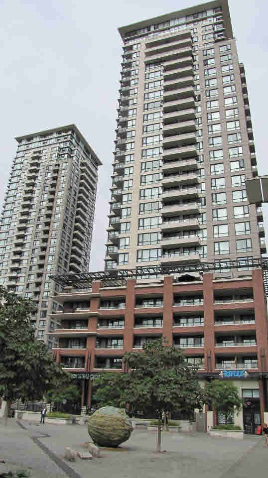 Main Photo: 2604 977 MAINLAND STREET in : Yaletown Condo for sale : MLS®# V912691