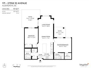 """Photo 32: 171 27358 32 Avenue in Langley: Aldergrove Langley Condo for sale in """"The Grand at Willowcreek"""" : MLS®# R2614112"""