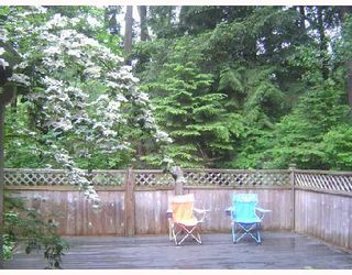 "Photo 3: 829 ALEXANDER Bay in Port_Moody: North Shore Pt Moody Townhouse for sale in ""WOODSIDE"" (Port Moody)  : MLS®# V715664"
