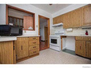 Photo 9: 1115 Nairn Avenue in WINNIPEG: East Kildonan Residential for sale (North East Winnipeg)  : MLS®# 1525516