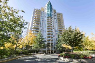 """Photo 1: 409 1196 PIPELINE Road in Coquitlam: North Coquitlam Condo for sale in """"THE HUDSON"""" : MLS®# R2412696"""