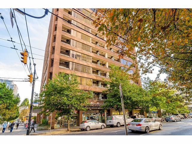 "Main Photo: #513 - 1010 Howe St, in Vancouver: Downtown VW Condo for sale in ""1010 HOWE"" (Vancouver West)  : MLS®# V1089119"