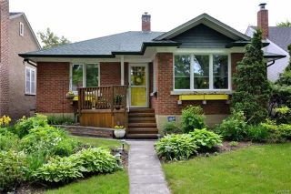 Photo 1: 210 Queenston Street in Winnipeg: River Heights North Residential for sale (1C)  : MLS®# 1815750