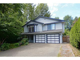Photo 1: 1280 WHITE PINE PL in Coquitlam: Canyon Springs House for sale : MLS®# V1131076