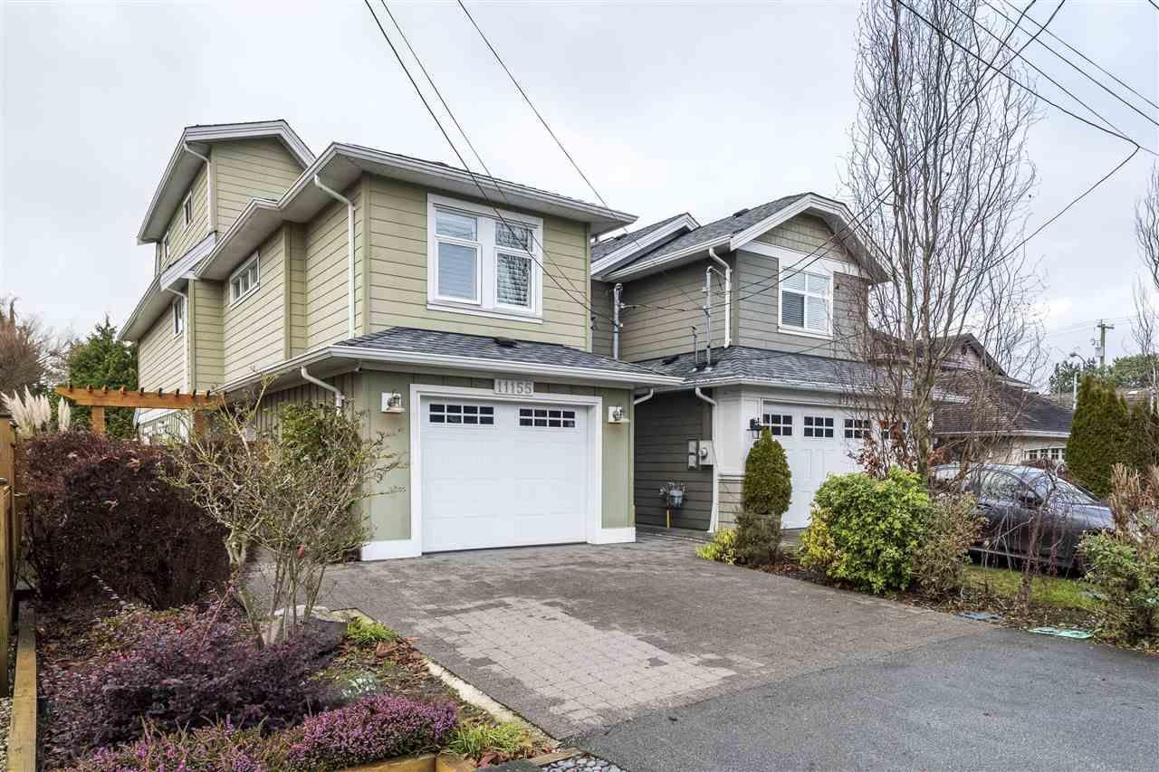 Main Photo: 11155 6TH AVENUE in Richmond: Steveston Village House for sale : MLS®# R2424318