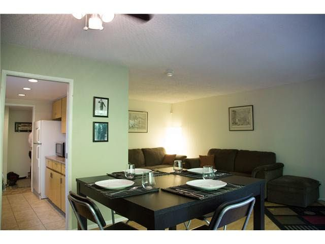 Open Dining Room & Living Room