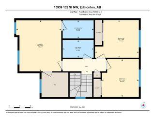 Photo 36: 15939 132 Street in Edmonton: Zone 27 House Half Duplex for sale : MLS®# E4245488