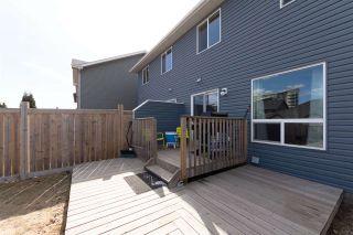 Photo 19: 7497 ELLESMERE Way: Sherwood Park House Half Duplex for sale : MLS®# E4237845
