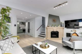 "Photo 1: 2411 W 5TH Avenue in Vancouver: Kitsilano Townhouse for sale in ""BALSAM CORNERS"" (Vancouver West)  : MLS®# R2500440"