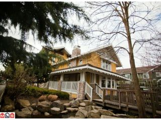 "Photo 1: 168 15236 36TH Avenue in Surrey: Morgan Creek Townhouse for sale in ""SUNDANCE"" (South Surrey White Rock)  : MLS®# F1107820"