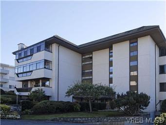 Main Photo: 404 539 Niagara St in VICTORIA: Vi James Bay Condo for sale (Victoria)  : MLS®# 578491