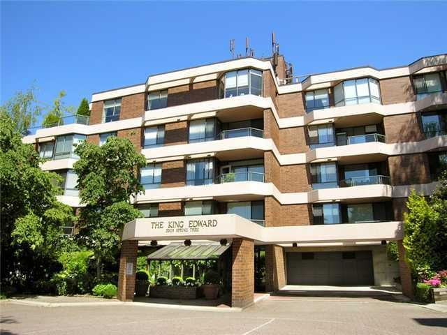"""Main Photo: 212 3905 SPRINGTREE Drive in Vancouver: Quilchena Condo for sale in """"ARBUTUS VILLAGE"""" (Vancouver West)  : MLS®# V847815"""