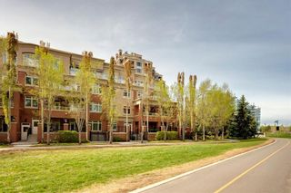 Photo 4: 103 680 Princeton Way SW in Calgary: Eau Claire Apartment for sale : MLS®# A1109337