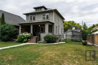 Main Photo: 145 Tache Avenue in Winnipeg: Norwood Flats Residential for sale (2B)  : MLS®# 1824616