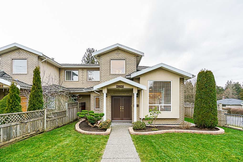 Main Photo: 8295 16TH Avenue in Burnaby: East Burnaby 1/2 Duplex for sale (Burnaby East)  : MLS®# R2336214