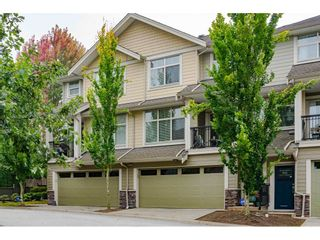 """Photo 1: 2 22225 50TH Avenue in Langley: Murrayville Townhouse for sale in """"Murray's Landing"""" : MLS®# R2498843"""