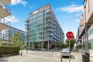 """Photo 2: 311 175 VICTORY SHIP Way in North Vancouver: Lower Lonsdale Condo for sale in """"CASCADE AT THE PIER"""" : MLS®# R2575296"""