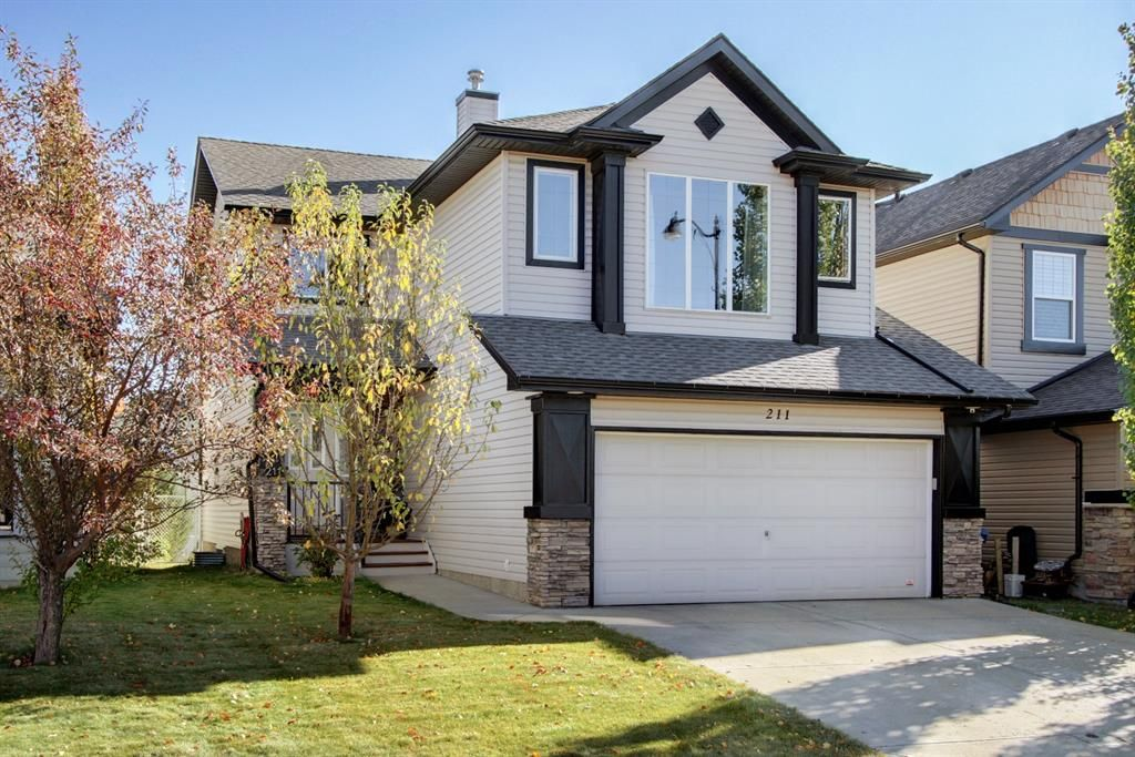 Main Photo: 211 West Springs Close SW in Calgary: West Springs Detached for sale : MLS®# A1153556