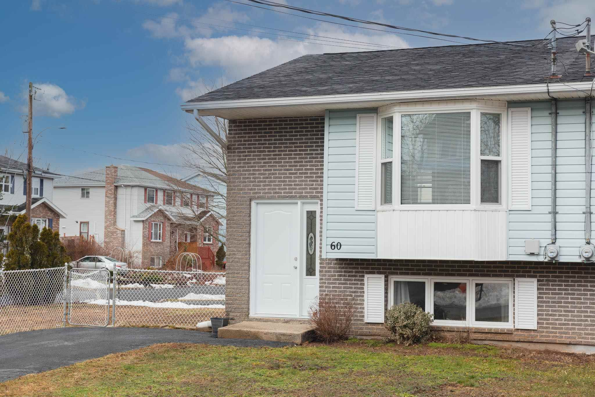 Main Photo: 60 Silver Maple Drive in Timberlea: 40-Timberlea, Prospect, St. Margaret`S Bay Residential for sale (Halifax-Dartmouth)  : MLS®# 202102241