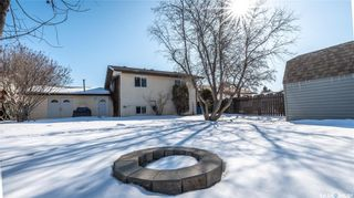 Photo 37: 122 Stacey Crescent in Saskatoon: Dundonald Residential for sale : MLS®# SK803368