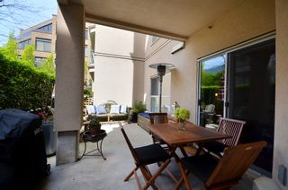 """Photo 10: 119 511 W 7TH Avenue in Vancouver: Fairview VW Condo for sale in """"BEVERLY GARDENS"""" (Vancouver West)  : MLS®# V949157"""