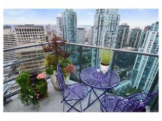 "Photo 10: 3206 1189 MELVILLE Street in Vancouver: Coal Harbour Condo for sale in ""MELVILLE"" (Vancouver West)  : MLS®# V1022485"