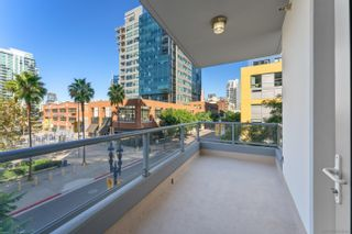 Photo 1: Condo for rent : 2 bedrooms : 253 10th Avenue #321 in San Diego