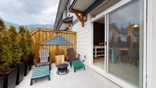 "Photo 11: 47 1188 WILSON Crescent in Squamish: Dentville Townhouse for sale in ""The Current"" : MLS®# R2569700"