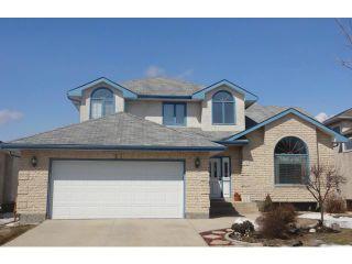 Photo 1: 11 Kendale Drive in WINNIPEG: Fort Garry / Whyte Ridge / St Norbert Residential for sale (South Winnipeg)  : MLS®# 1307633