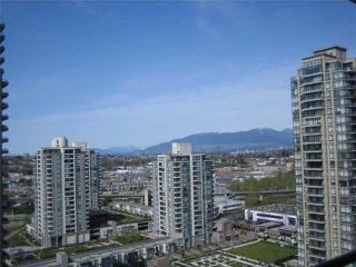 """Photo 8: 1803 2355 MADISON Avenue in Burnaby: Brentwood Park Condo for sale in """"OMA"""" (Burnaby North)  : MLS®# V820928"""
