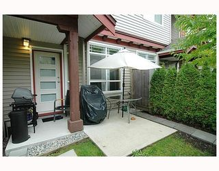 """Photo 10: 16 15 FOREST PARK Way in Port_Moody: Heritage Woods PM Townhouse for sale in """"DISCOVERY RIDGE"""" (Port Moody)  : MLS®# V676474"""