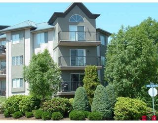 """Photo 1: 306 32725 GEORGE FERGUSON Way in Abbotsford: Abbotsford West Condo for sale in """"Uptown"""" : MLS®# F2821145"""