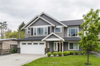 Photo 1: 8457 CESSNA Drive in Chilliwack: Chilliwack E Young-Yale House for sale : MLS®# R2575654
