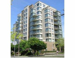 "Photo 1: 907 2288 PINE Street in Vancouver: Fairview VW Condo for sale in ""THE FAIRVIEW"" (Vancouver West)  : MLS®# V676503"
