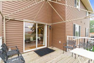 Photo 32: 4 520 Sunnydale Road: Morinville House Half Duplex for sale : MLS®# E4256022