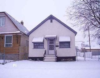 Photo 1: 1929 ELGIN: Residential for sale (Canada)  : MLS®# 2619910