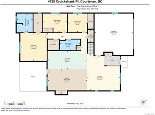 Photo 10: 4725 Cruickshank Pl in COURTENAY: CV Courtenay East House for sale (Comox Valley)  : MLS®# 815347