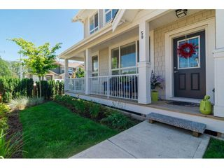 """Photo 19: 59 7059 210 Street in Langley: Willoughby Heights Townhouse for sale in """"ALDER"""" : MLS®# R2184886"""