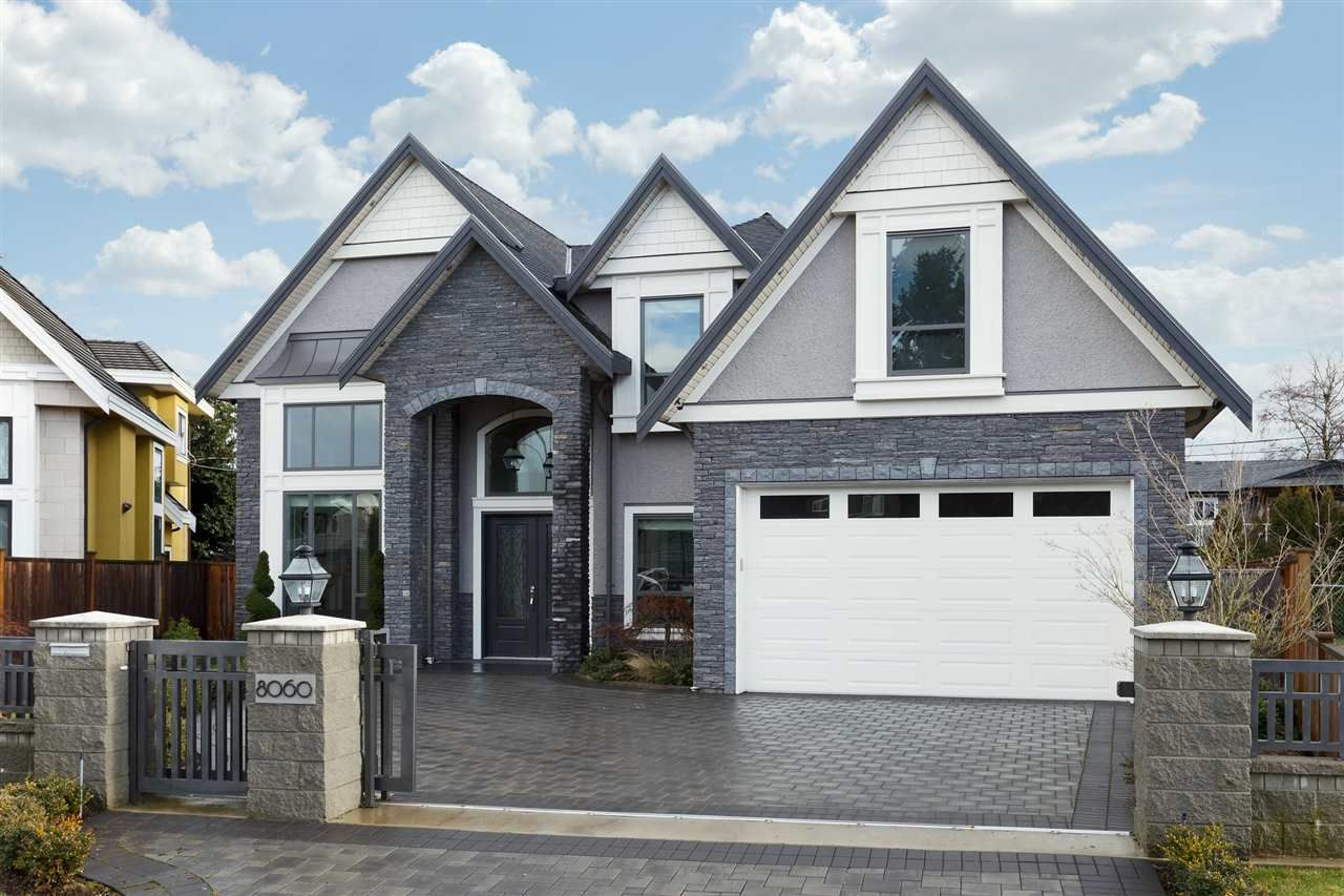 Main Photo: 8060 FAIRDELL Crescent in Richmond: Seafair House for sale : MLS®# R2131523
