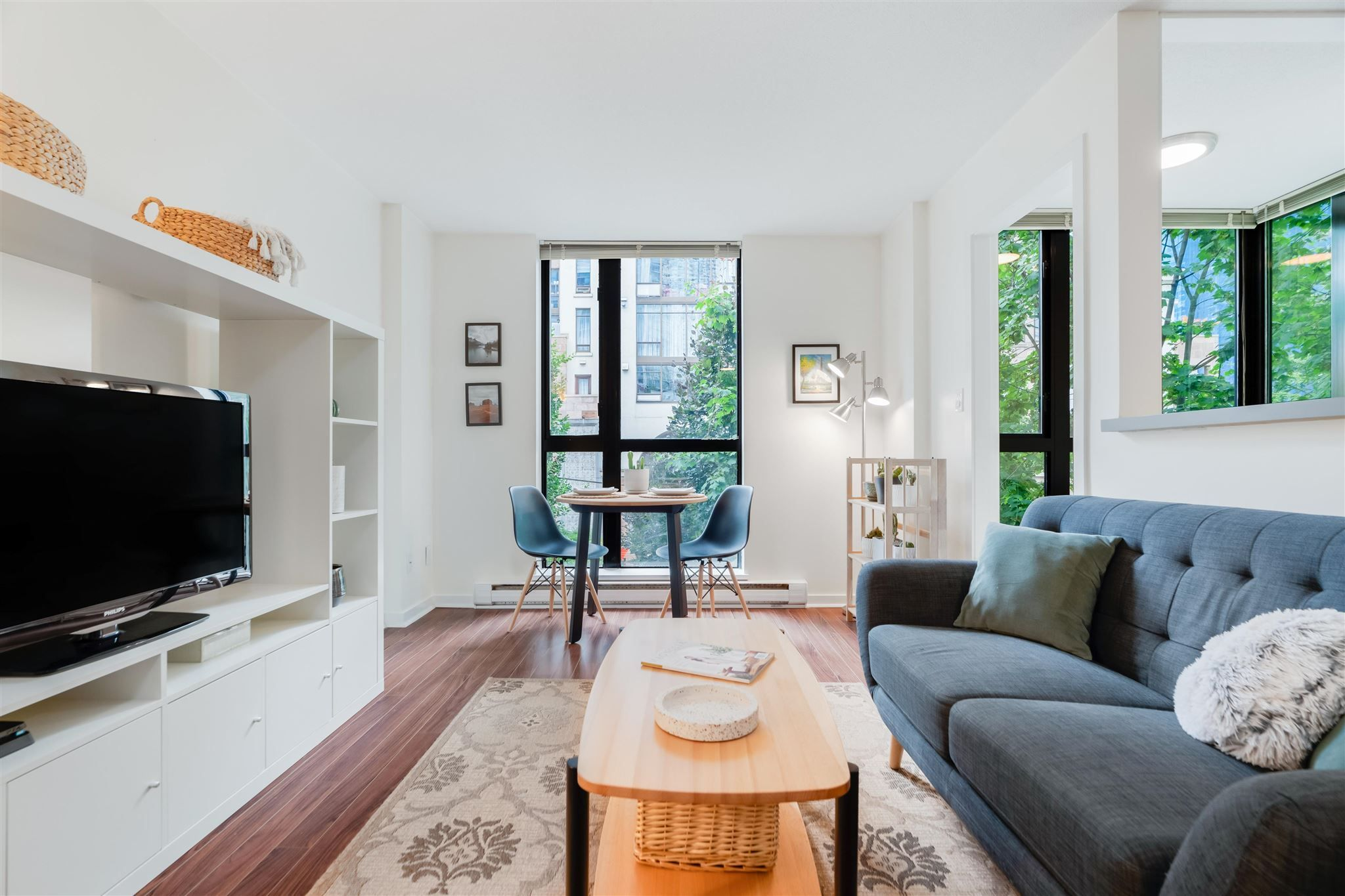 """Main Photo: 311 1295 RICHARDS Street in Vancouver: Downtown VW Condo for sale in """"THE OSCAR"""" (Vancouver West)  : MLS®# R2604115"""