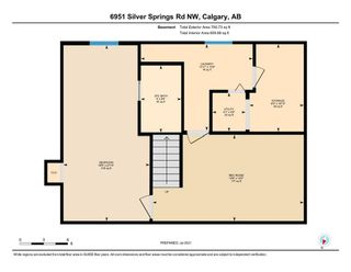 Photo 36: 6951 Silver Springs Road NW in Calgary: Silver Springs Detached for sale : MLS®# A1126444