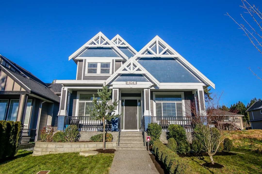 Main Photo: 14041 91A AVENUE in : Bear Creek Green Timbers House for sale : MLS®# R2022051